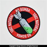 """No Bomba"" Gi Patch by 93 Brand"